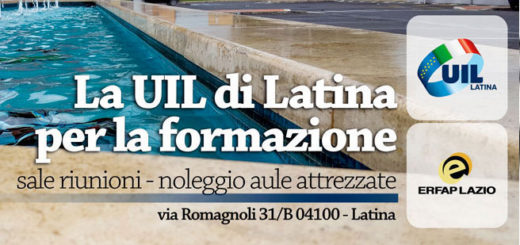 Erfap Lazio sede di Latina